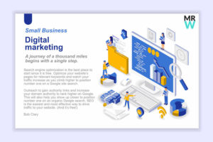 Digital marketing - take the plunge and promote your business