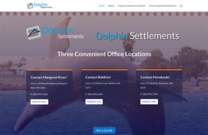 dolphinsettlements.com.au - Dolphin Settlements, powered by Margaret River Websites