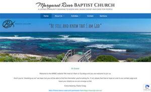 margaretriverbaptist.org.au powered by Margaret River Websites